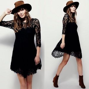 Free People BohoChic Dress